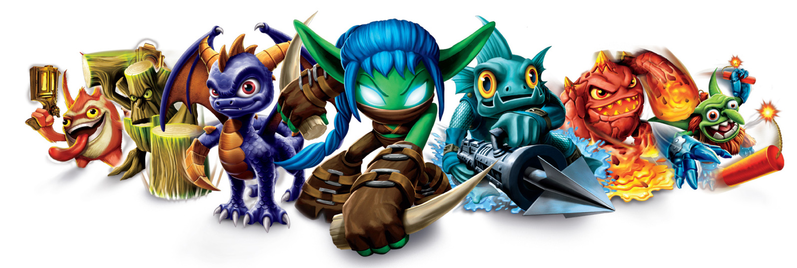 Investment Games – Here's Lookin' at You, Skylanders