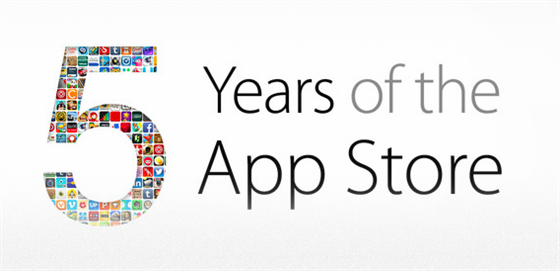 Apple is Celebrating the App Store's 5th Birthday By Giving Away Free Apps!