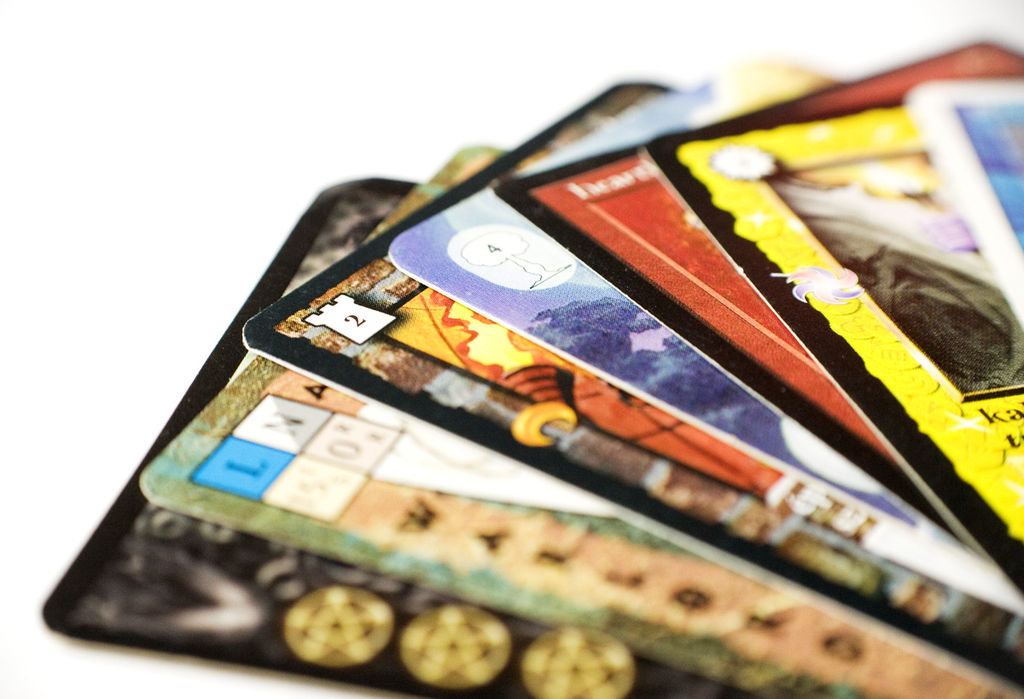 Chilling With Some Card Games: Magic: the Gathering