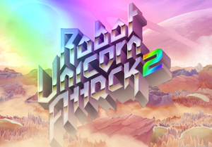 Robot Unicorn Attack 2 Review