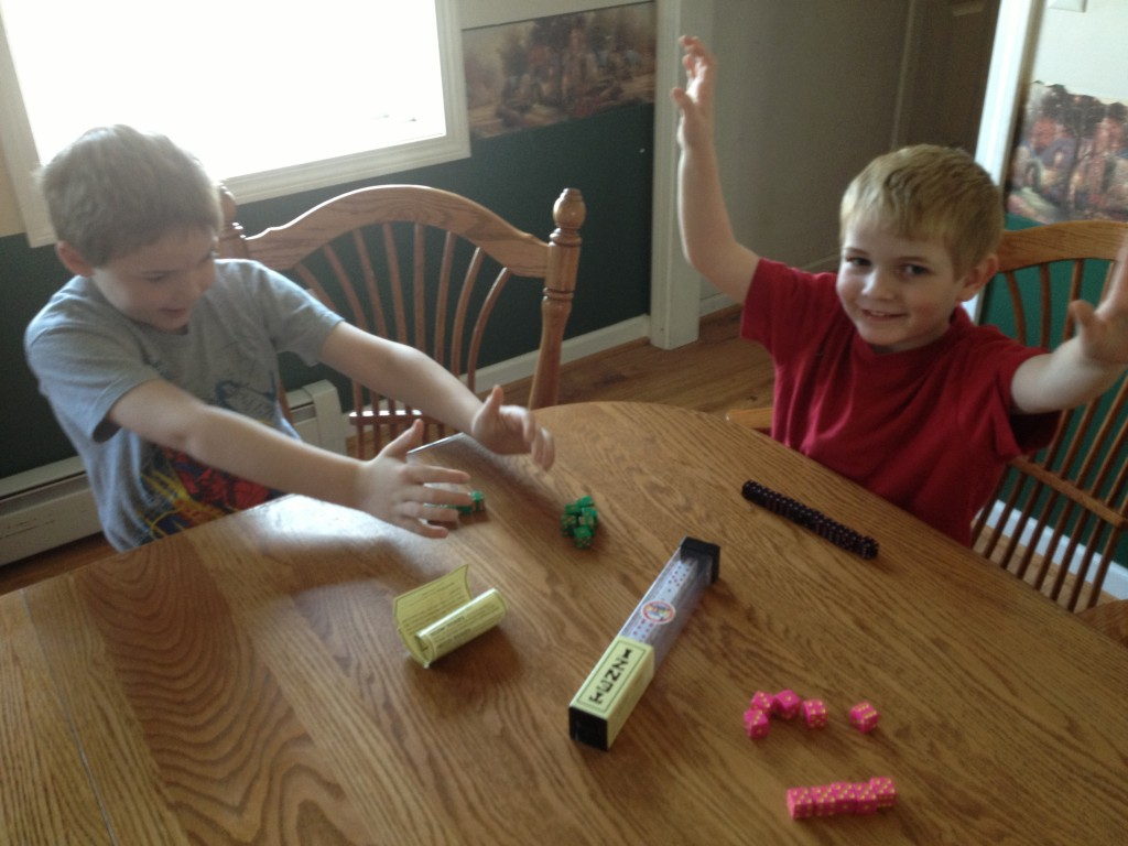 Tenzi Game: Dice, Rolling, and Lots of Laughs
