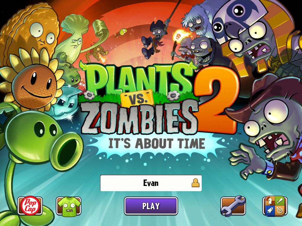 Plants vs Zombies 2: it's About Time Review