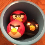 Angry Birds in a Bucket