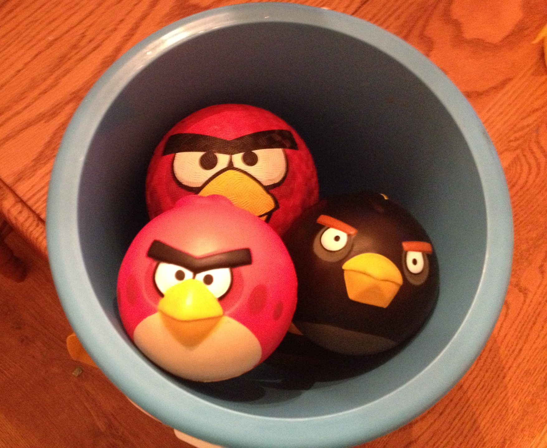 How to Make A Real Life Angry Birds Game! –
