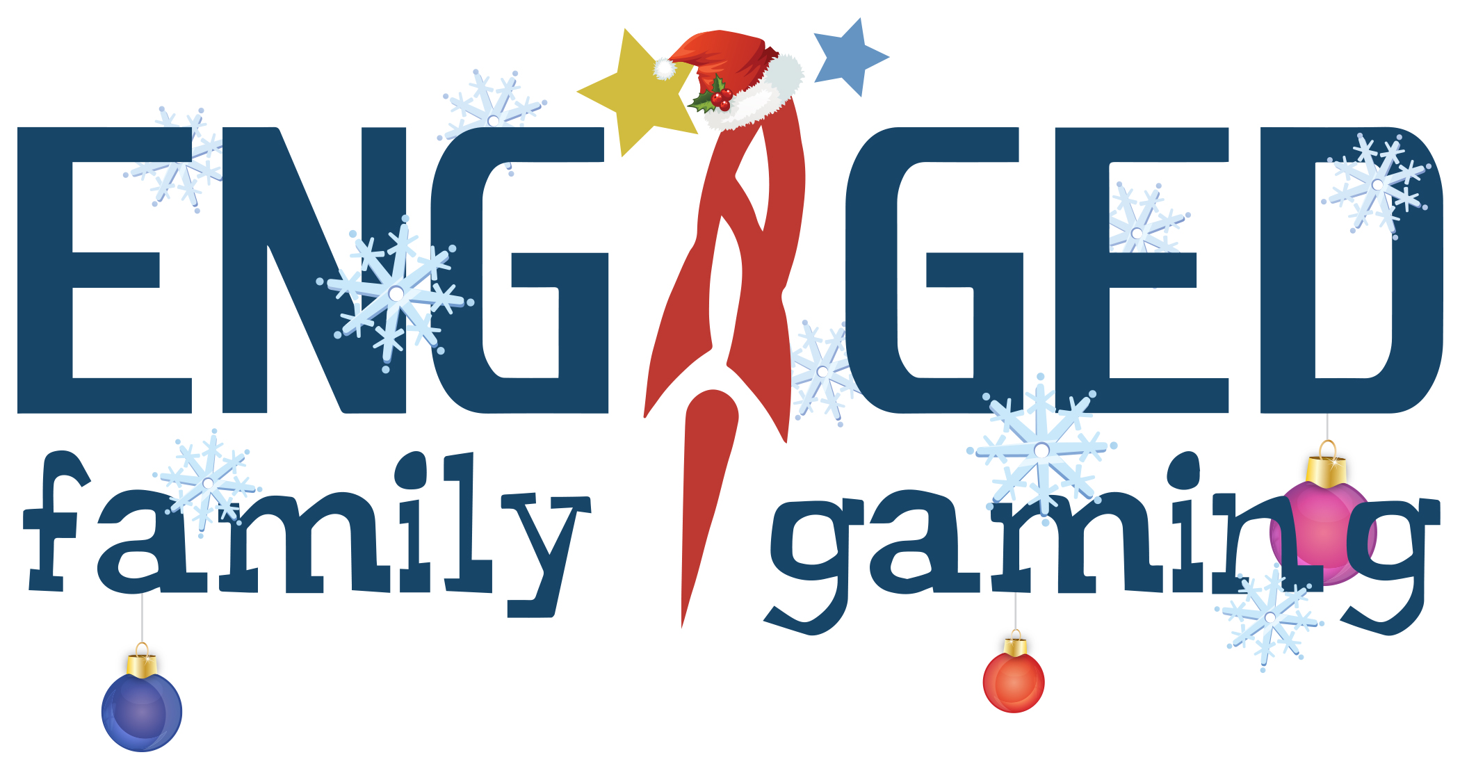 Engaged Family Gaming 2014 Holiday Gift Guide!
