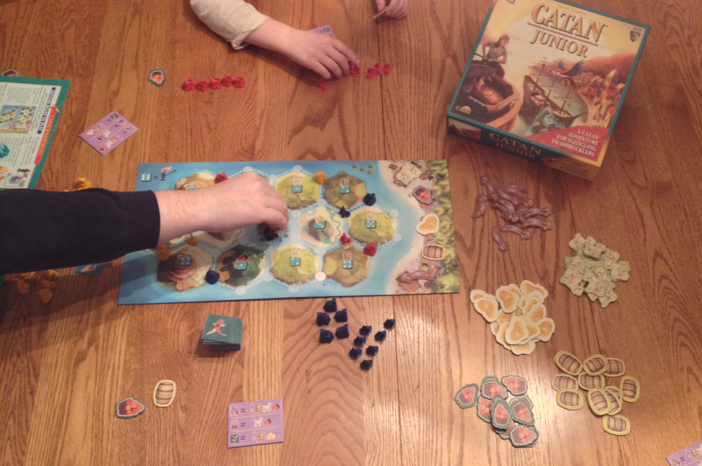 Board Game Review: Catan: Junior