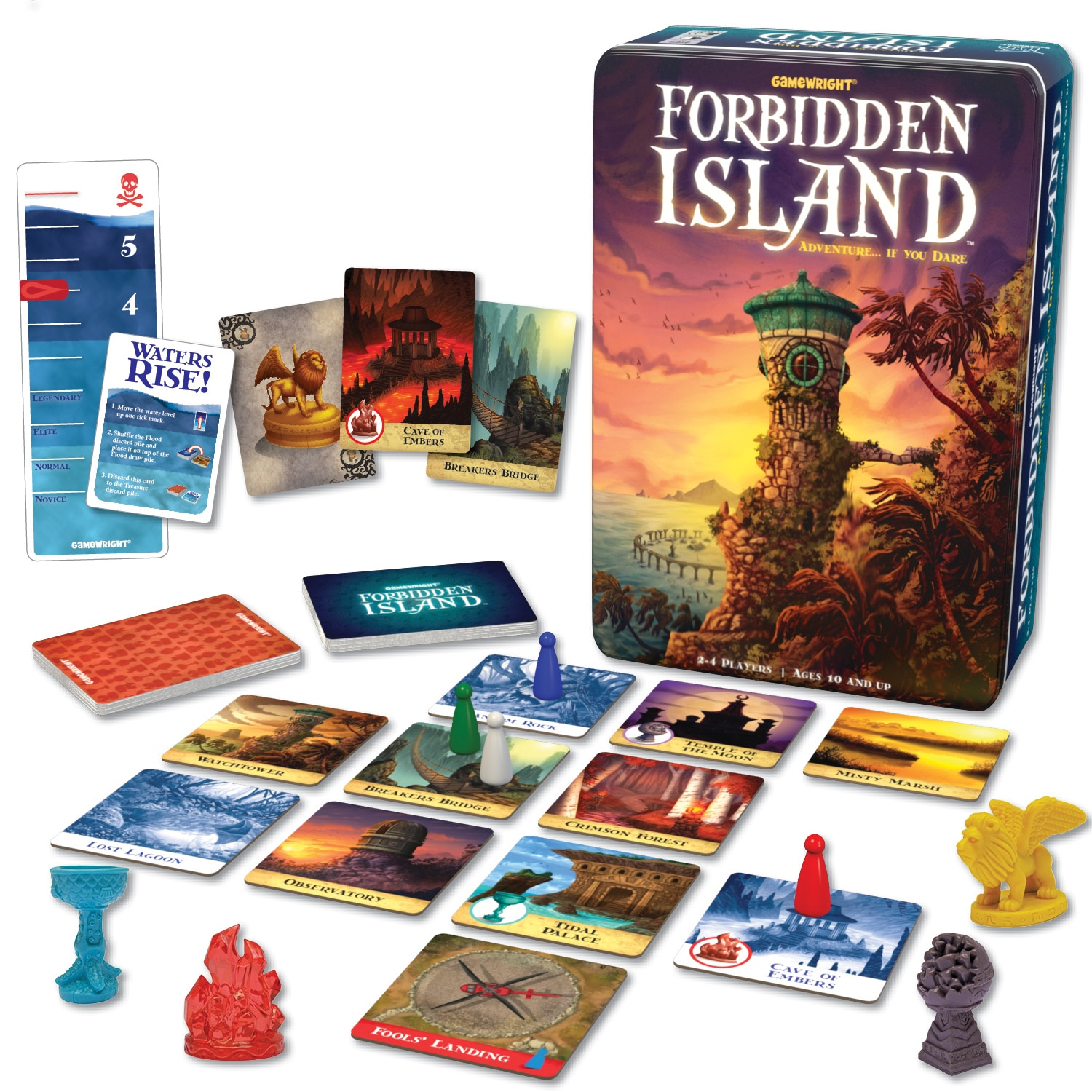 Board Game Review: Forbidden Island