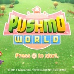 Pushmo World for WiiU