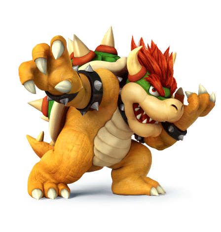 Super Smash Brothers Characters - Bowser