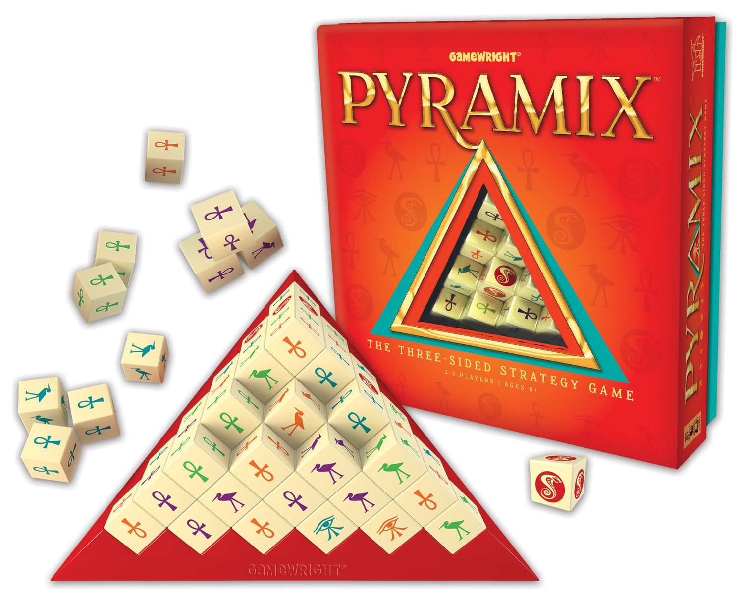Board Game Review: Pyramix