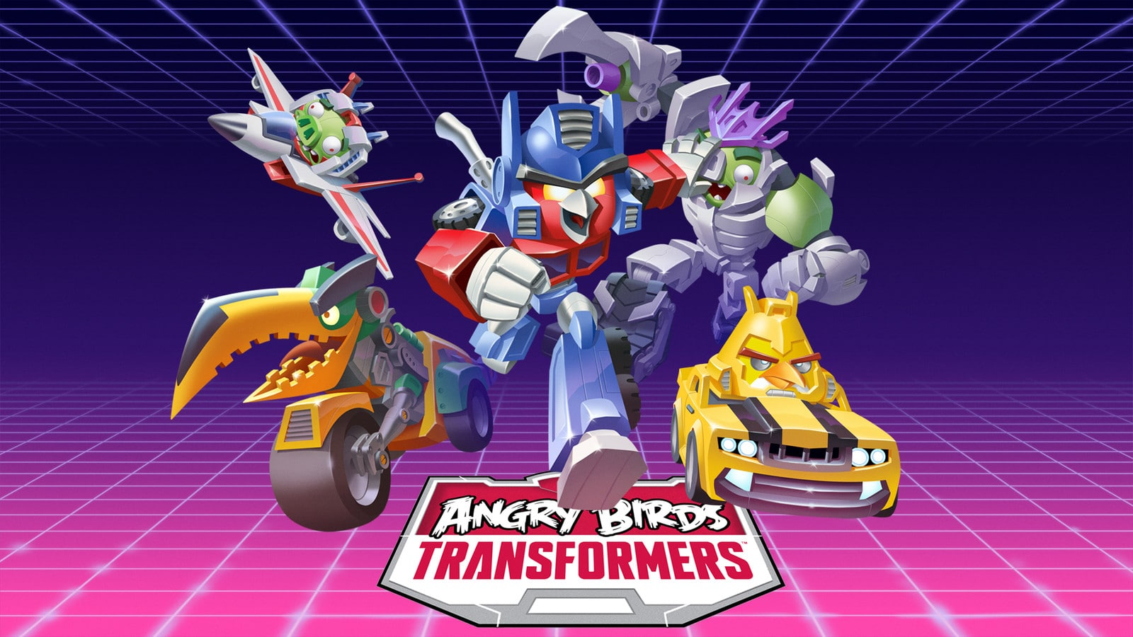 Angry Birds Transformers Playsets and Prices Announced!