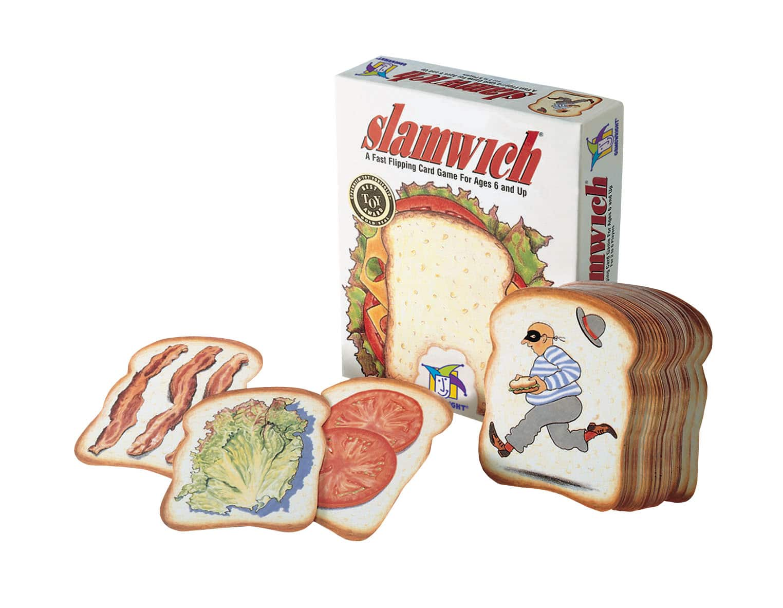 Board Game Review: Slamwich