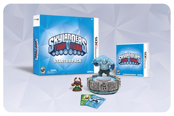 Skylanders Trap Team 3DS Edition Details