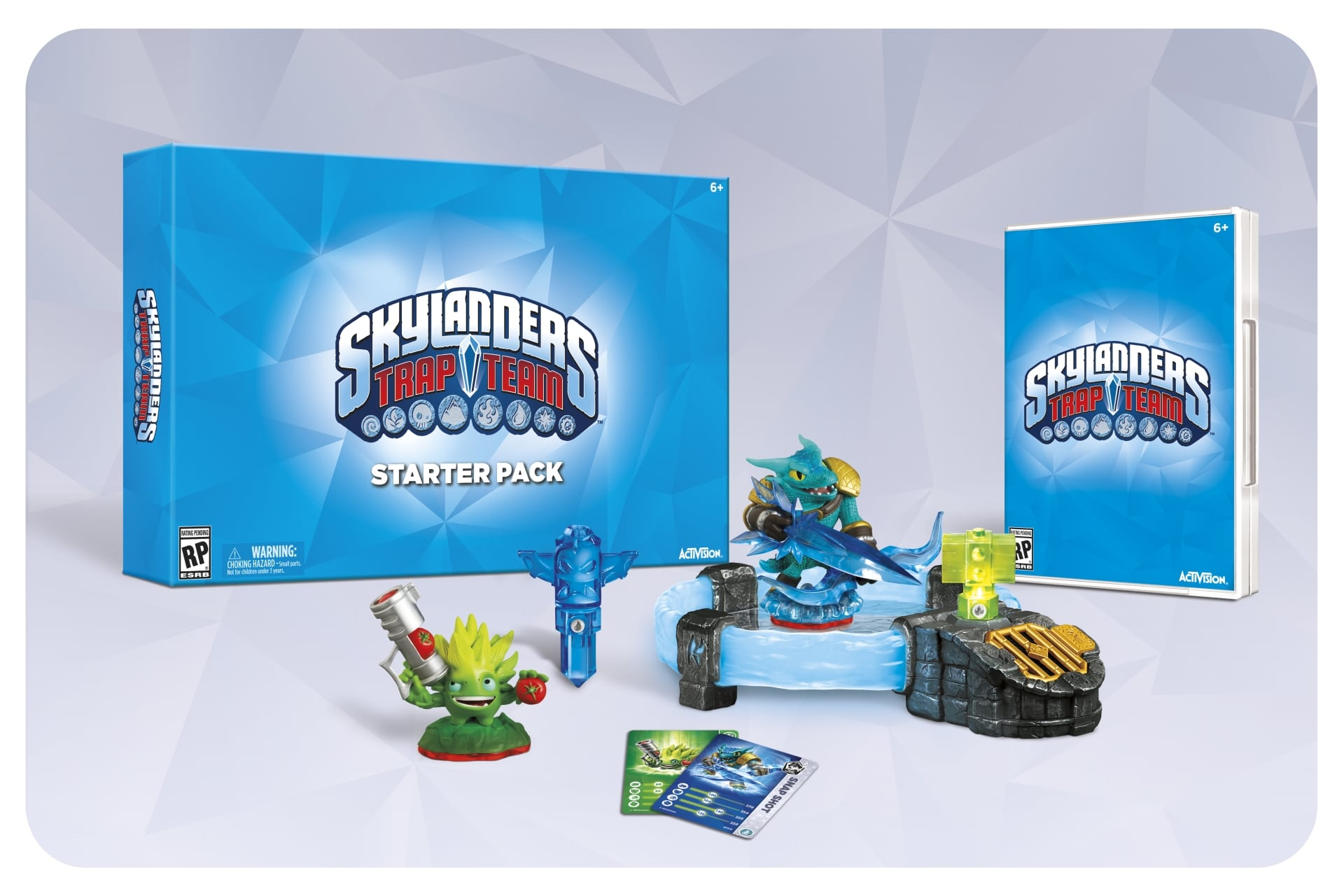 Console Game Review - Skylanders Trap Team