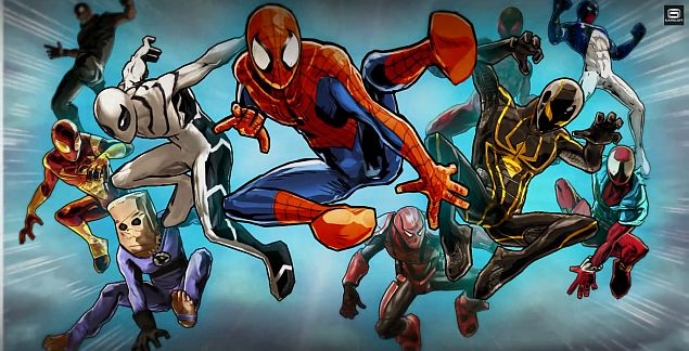 Mobile Review: Spider-Man Unlimited