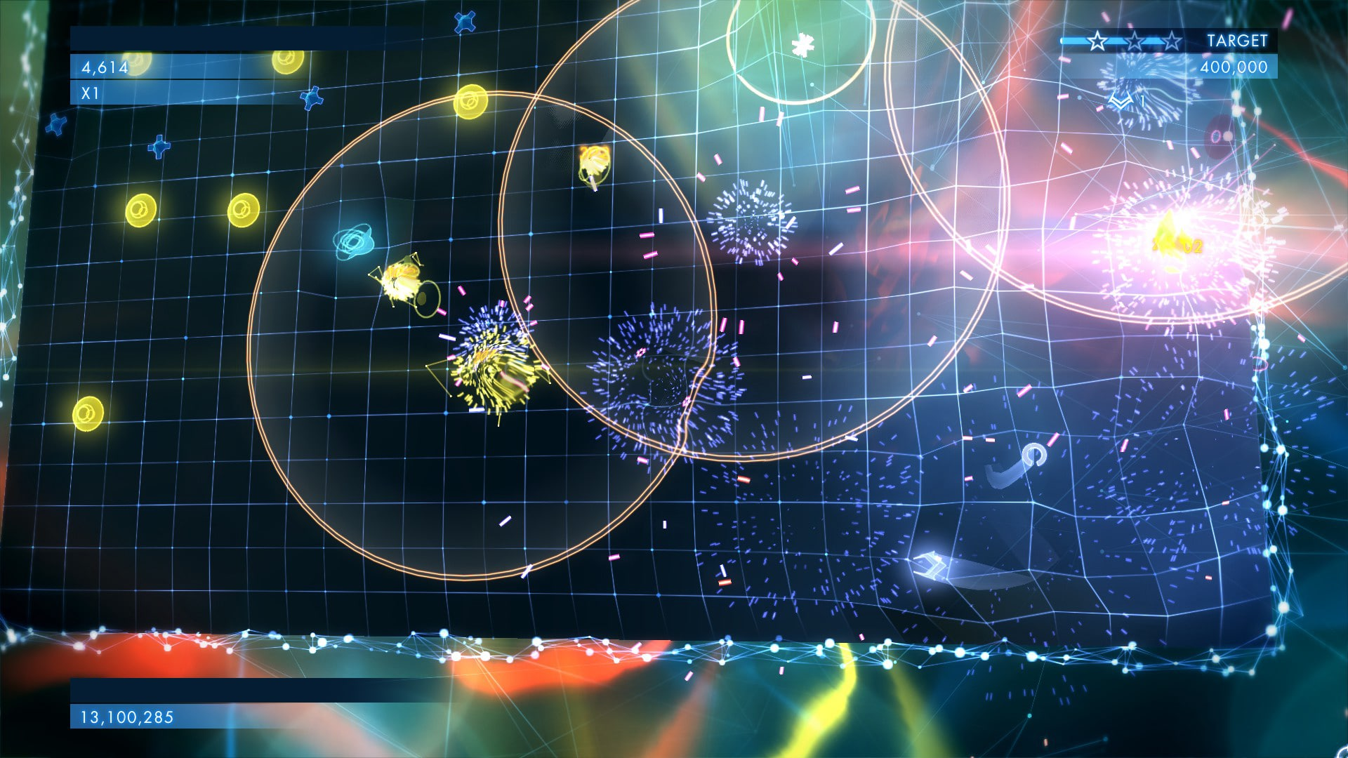 Geometry Wars 3 Dimensions Screensho