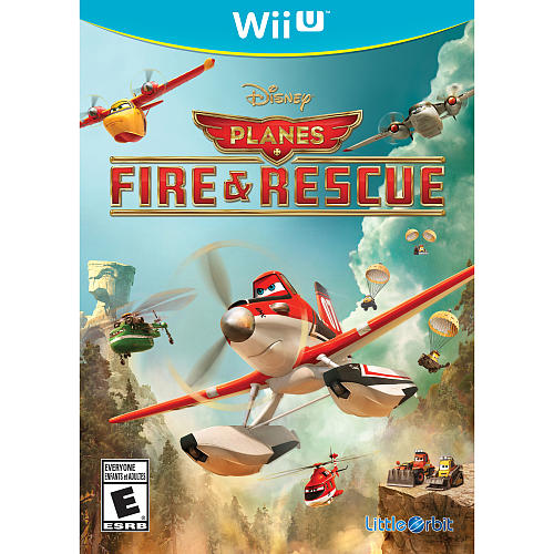 Planes - Fire and Rescue