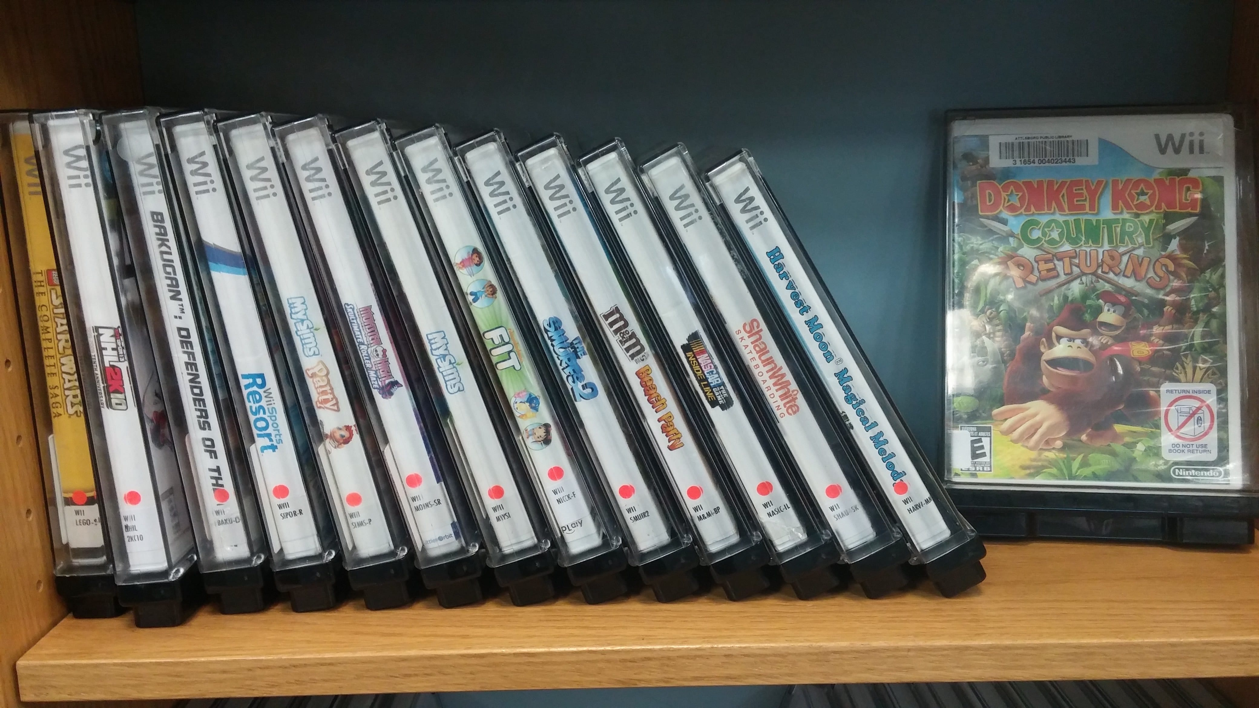 Need a gaming fix? Low on Cash? Look to the Library!