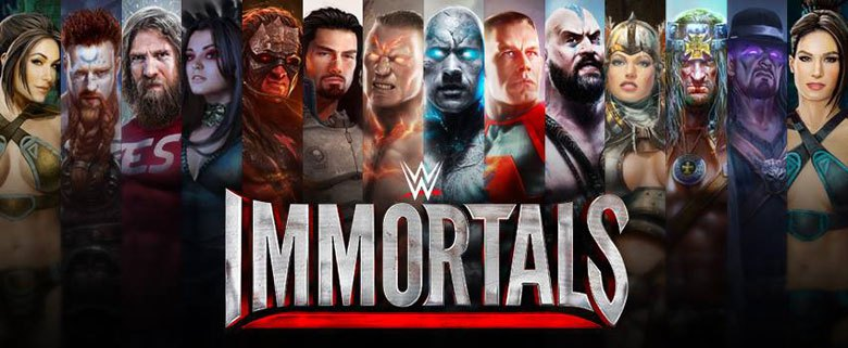Mobile Review: WWE Immortals