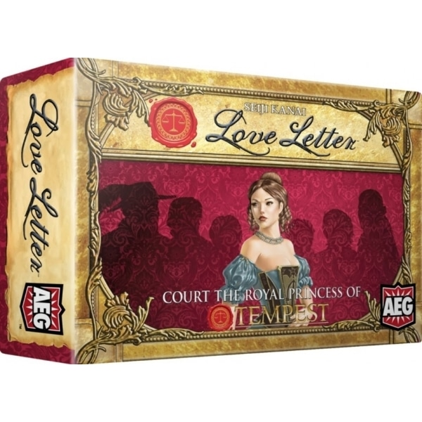 Love Letter Board Game Review