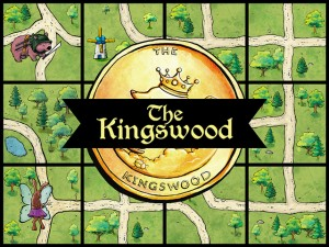 The Kingswood logo Kickstarter