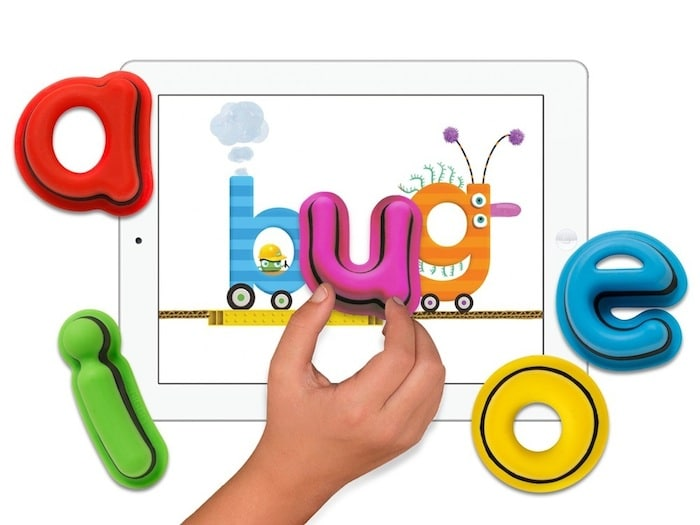Tiggly Words App Screensho