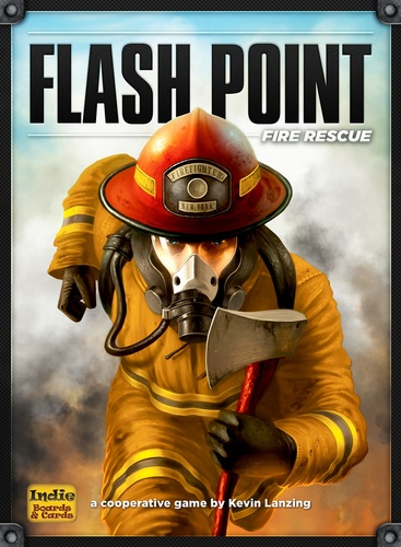 Flash Point Fire Rescue cover
