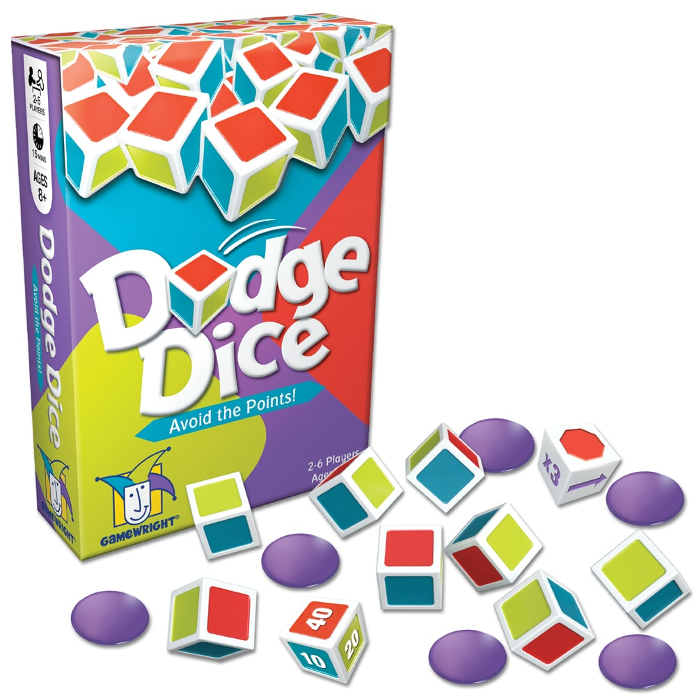 Board Game Review: Dodge Dice