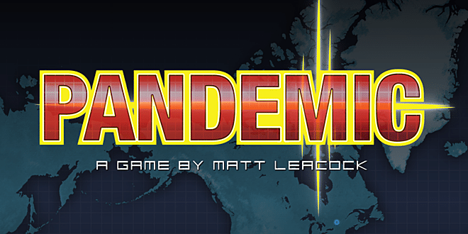 Board Game Review - Pandemic