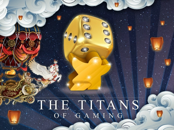 The Titan Series is Coming From Calliope Games!
