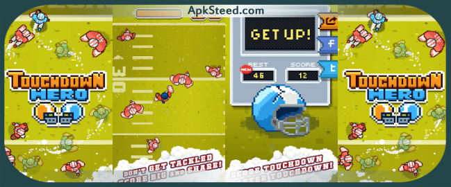 Mobile Review: Touchdown Hero