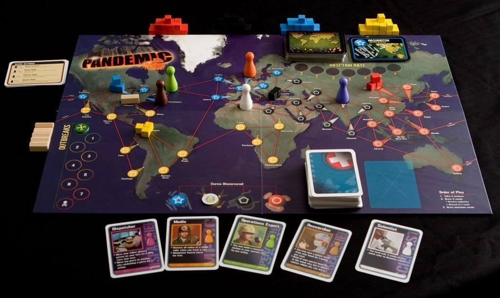 Pandemic might look intimidating, but it is a lot of fun!