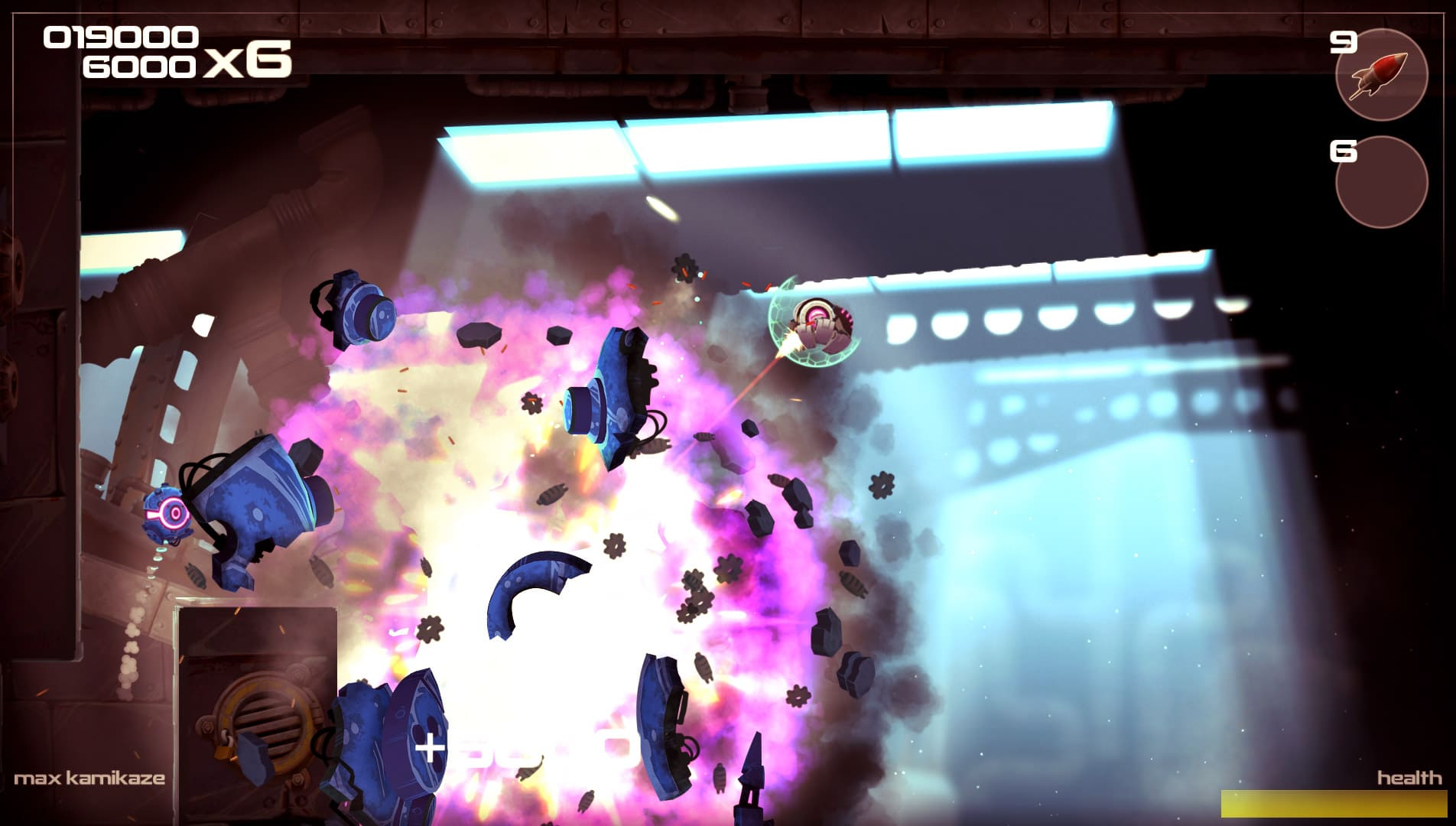 Rive Screenshot