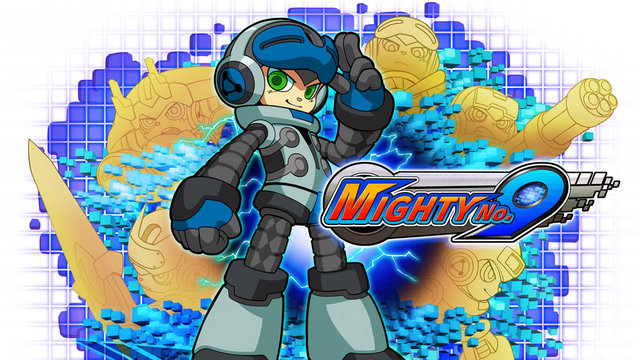 Mighty No. 9 Has Gone Gold!