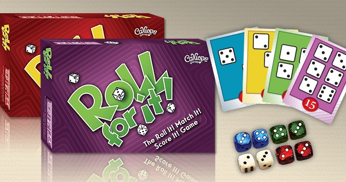 Board Game Review: Roll For It!