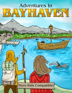 Adventures in Bayhaven cover art