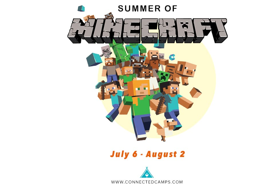 Behold! A Minecraft Summer Camp! (Registration Coupon Code Inside!)