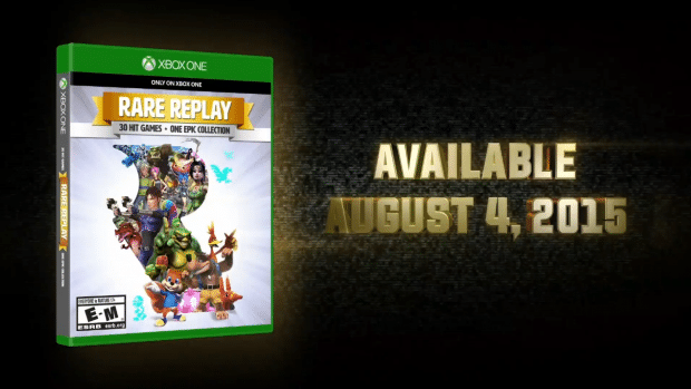 The Rare Replay Collection Has Been Announced!