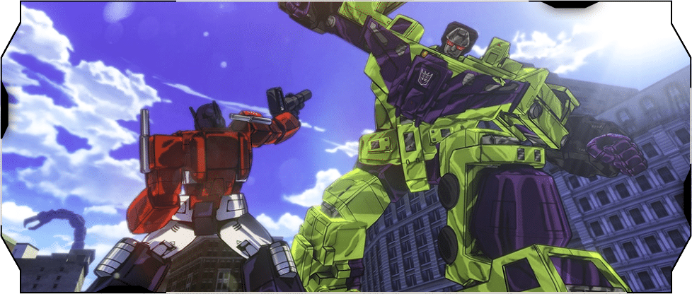 Console Game Review: Transformers: Devastation
