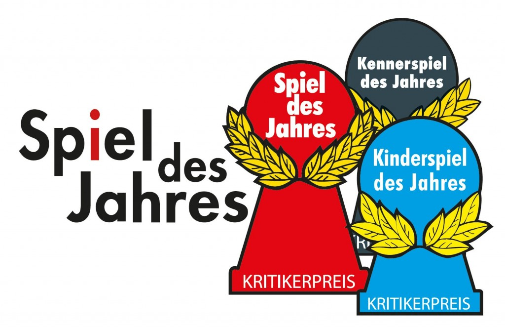 The Spiel Des Jahres Winners for 2015!