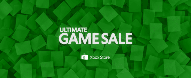 Microsoft Ultimate Game Sale 2015