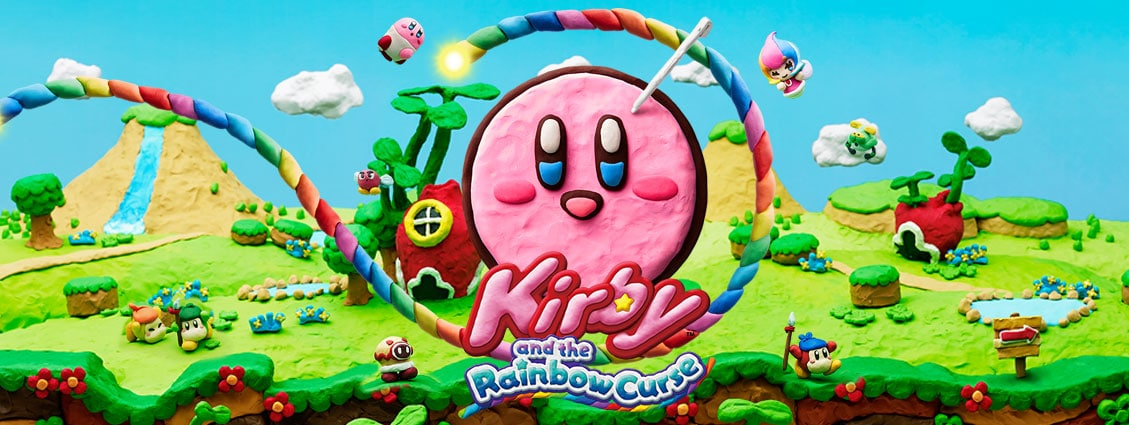 Celebrate Kirby's Birthday on August 1st With Virtual Console Releases!