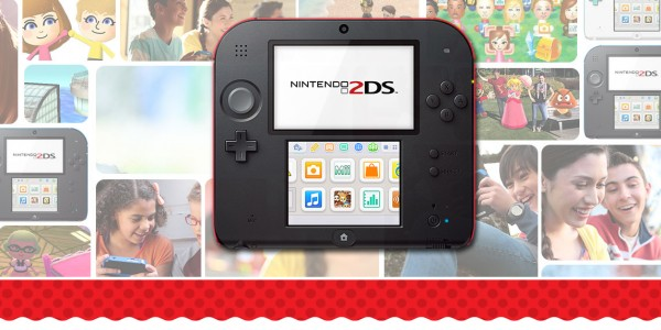 Significant Price Drop Coming to Nintendo 2DS