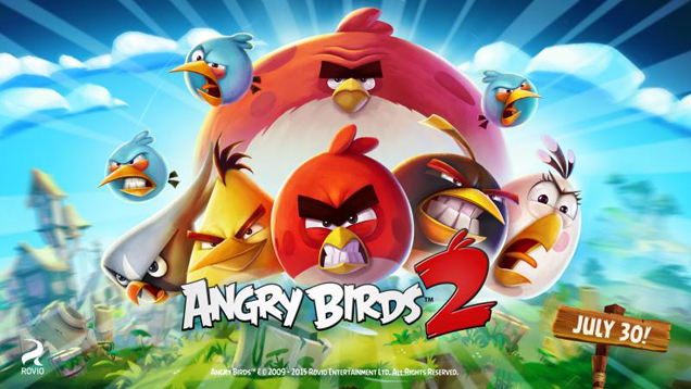Mobile Game Review: Angry Birds 2