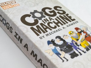Kickstarter Review: Cogs in a Machine
