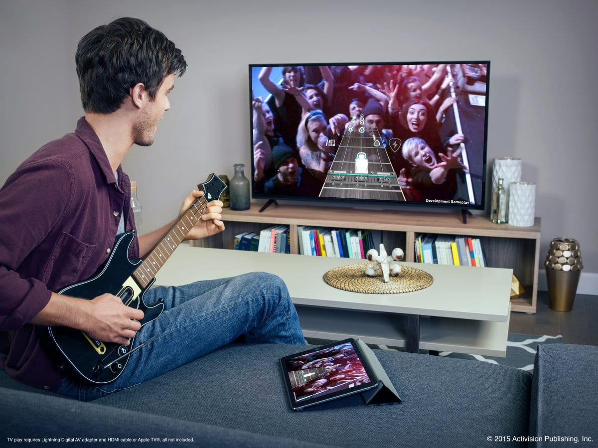 Guitar Hero Live Airplay