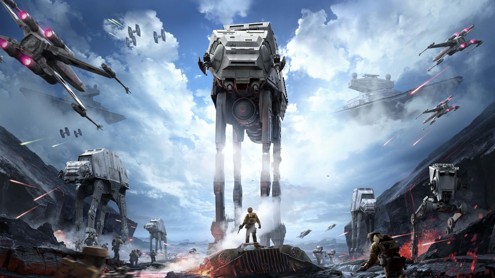 Console Game Review: Star Wars Battlefront