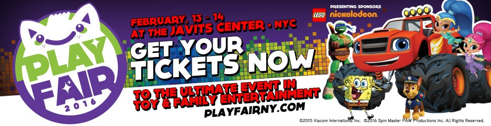 Engaged Family Gaming is a Proud Sponsor of Play Fair New York 2016!