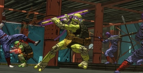 Teenage Mutant Ninja Turtles: Mutants in Manhattan Trailer Revealed!