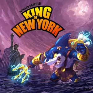 King of New York Power Up box art